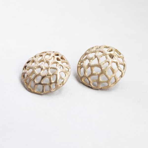 Pendientes Organic - Li Jewels - Pendientes Artesanales