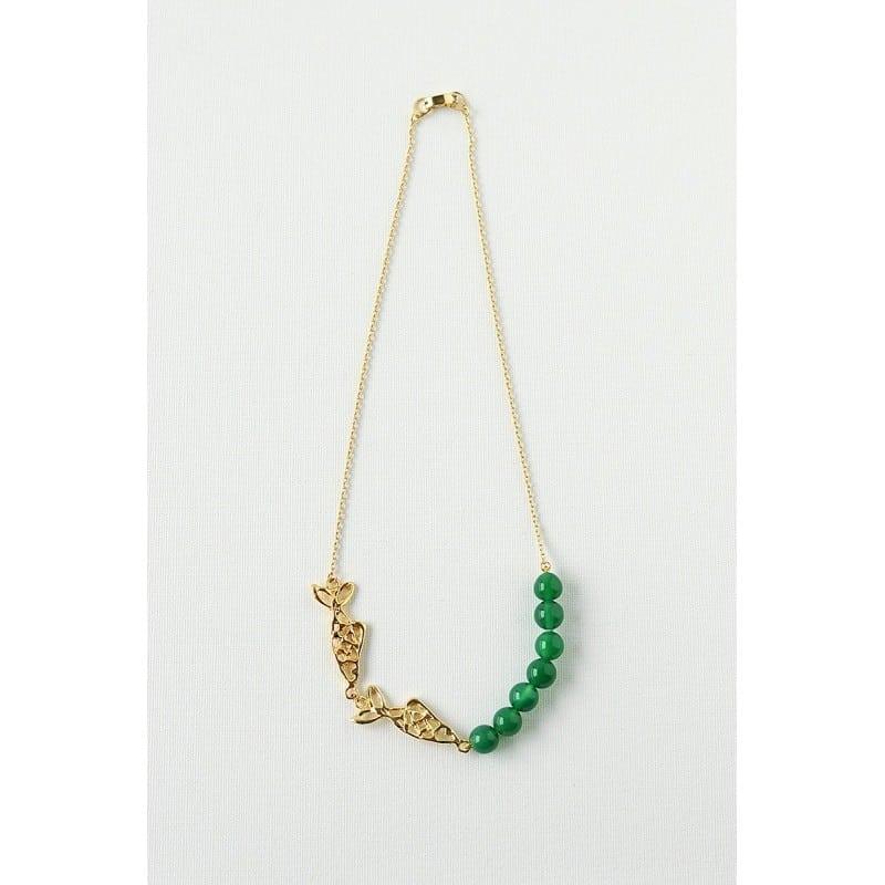 p 1 1 8 118 thickbox default Collar Peces en el Mar - Collar Sardina jade