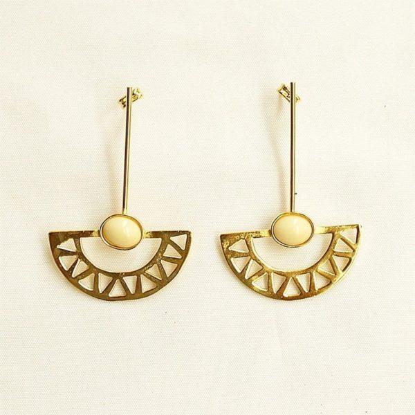 p 1 6 8 168 thickbox default Pendientes Egipcios Largos 600x600 - Egyptian Moon Earrings