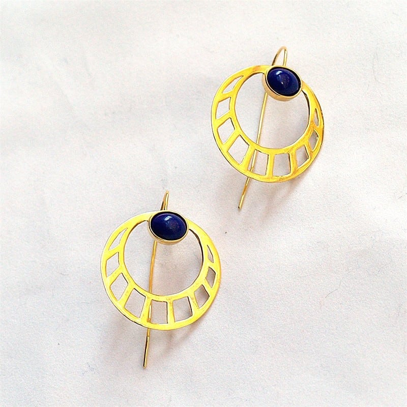 p 1 7 4 174 thickbox default Pendientes Egipcios Redondos - Egyptian Round earrings