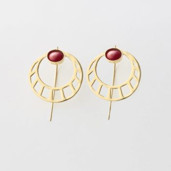 Pendientes Egyptian Round - Pendientes Artesales - Li Jewels