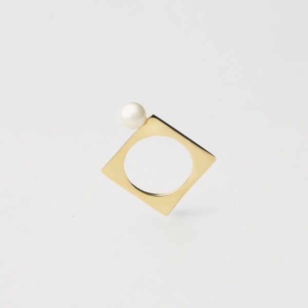 p 4 4 6 446 thickbox default Anillo Simplicity pearl 600x600 - Simplicity Pearl Ring
