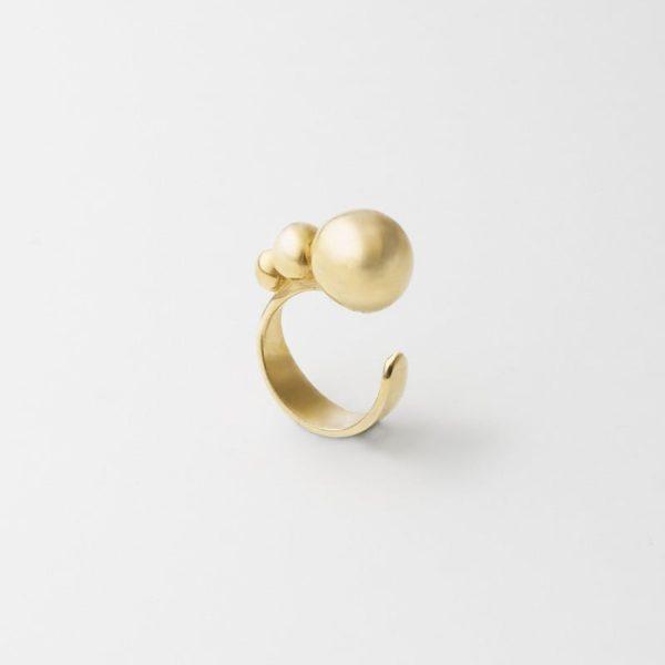 Anillo Spheres - Anillos Artesanales - Li Jewels - Joyas de Diseño