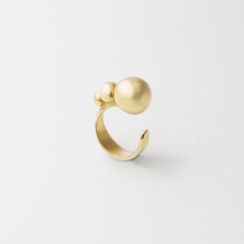 p 4 5 6 456 thickbox default Anillo Spheres Dorado - Spheres ring