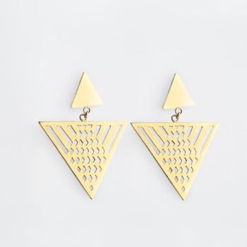 Pendientes Divine - Pendientes Artesales - Li Jewels - Joyas de Diseño
