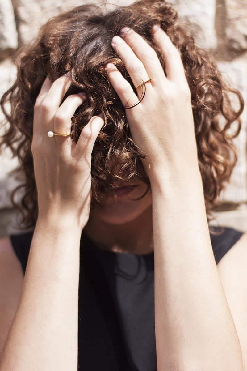 Li jewels Simplicity pearl ring - Simplicity pearl ring