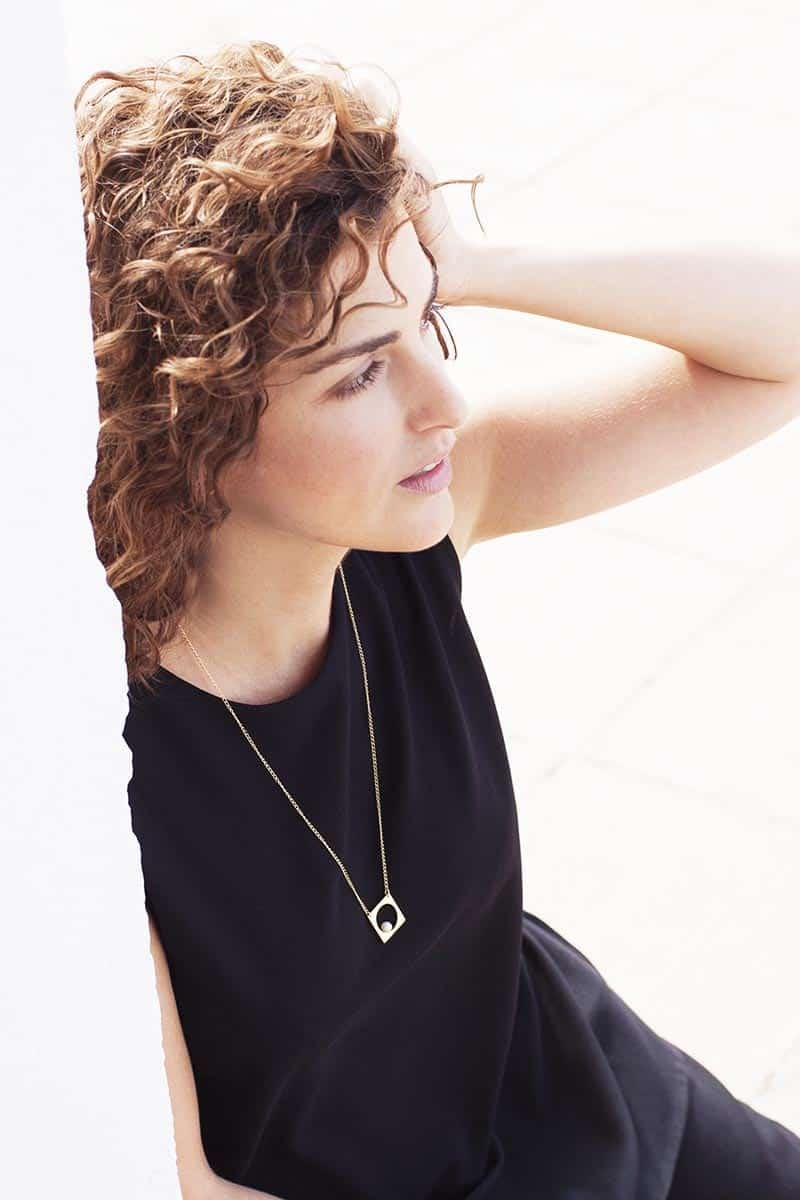 Li jewels simplicity necklace - Simplicity Pearl Necklace