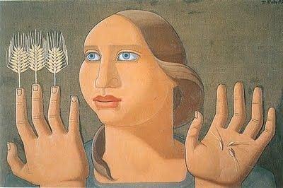 La sorpresa del trigo - Orgullo de Maruja