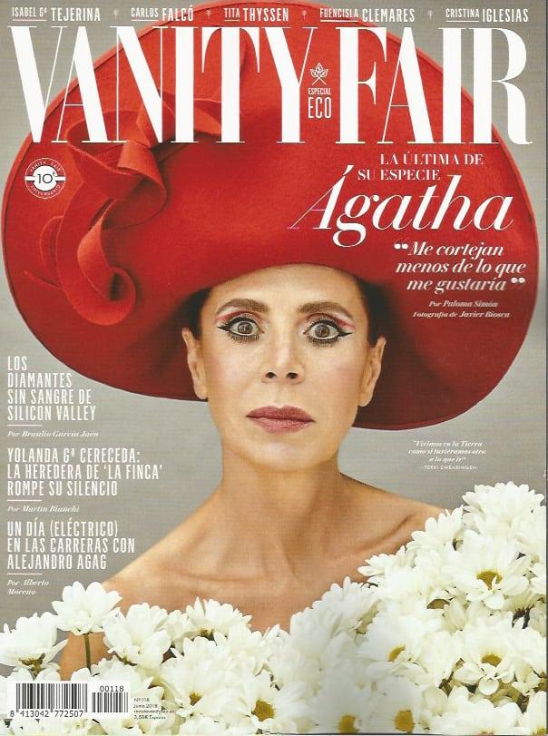 lijewels vanity fair - Prensa