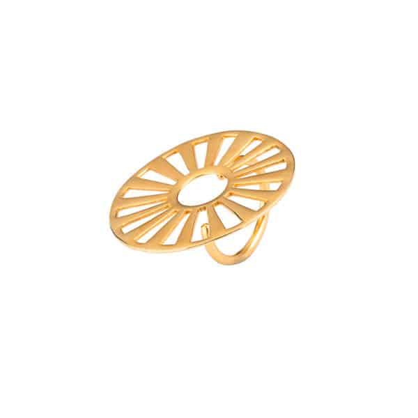 Anillo Eternity - Anillos Artesanales - Li Jewels - Joyas de Diseño